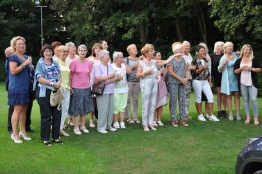 03/09/2016 Retour du Ladies trip Golf de l'Ailette